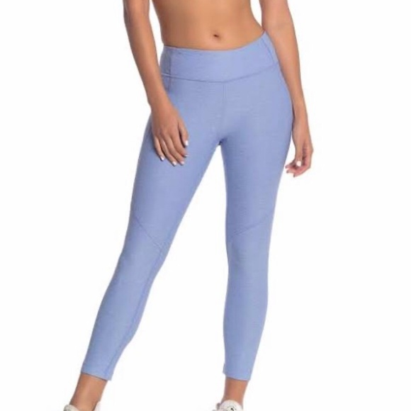 Outdoor Voices Pants - NEW Outdoor Voices Warm Up Crop Leggings Lilac XL